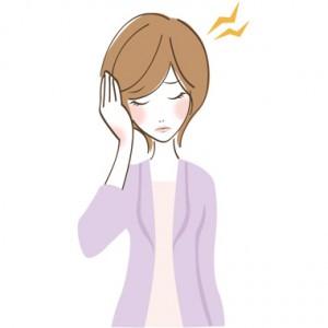 「緊張型頭痛」と「片頭痛」
