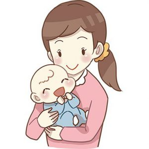 妊娠後期産後の腰痛を改善できた女性
